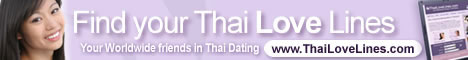 Join ThaiLoveLines.com - Biggest Thai Dating Site