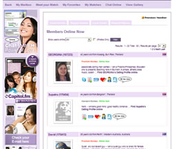 Online chat with thailand