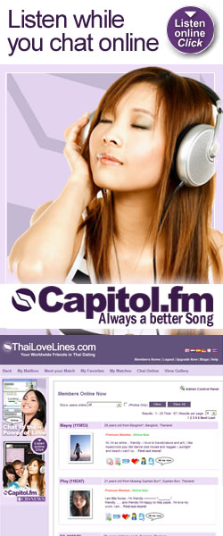 Listen to Capitol.fm from Bangkok