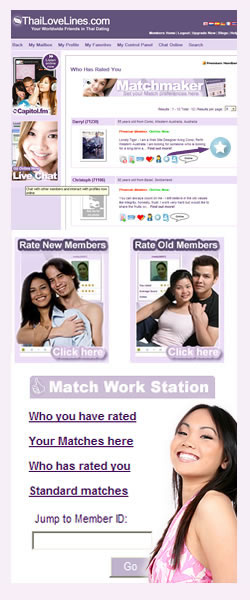 generic dating profile