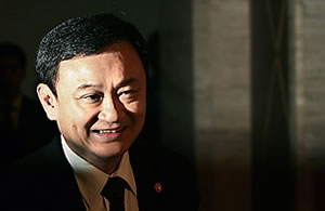 Thaksin Shinawatra guided the Thai economy to impressive growth and helped Thailand achieve impressive levels of infrastructure
