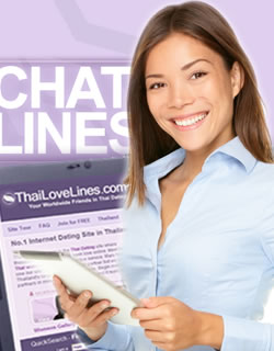 Thai love lines dating